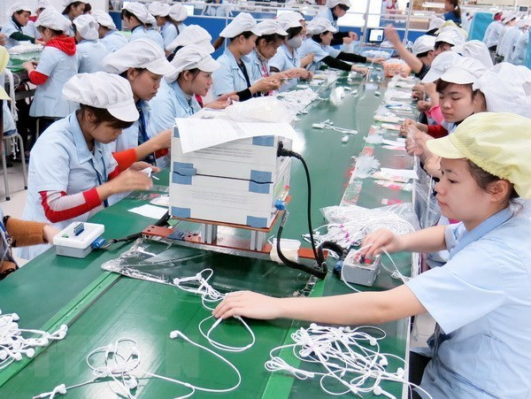 HCM City lures 3.25 billion USD in FDI in nine months hinh anh 1
