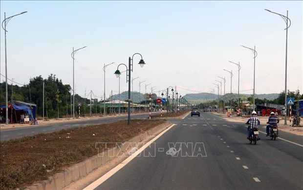Kien Giang: Five-year investment for socio-economic development exceeds 9.6 bln USD hinh anh 1