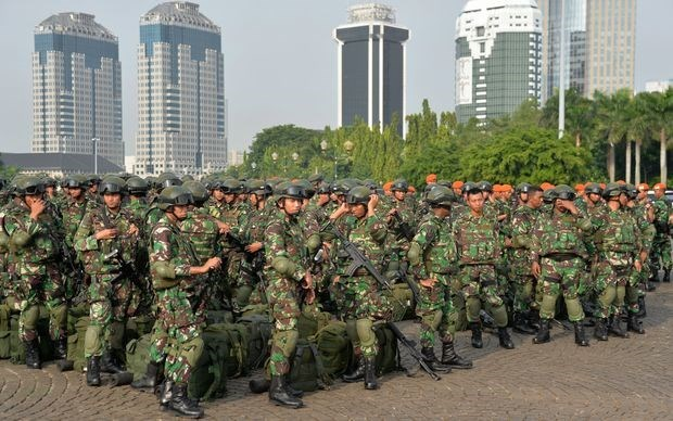 Indonesian President pledges to modernise army hinh anh 1