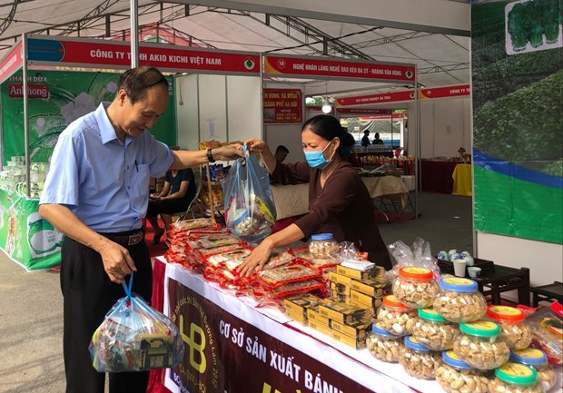 Hanoi opens showrooms to promote local OCOP products hinh anh 1