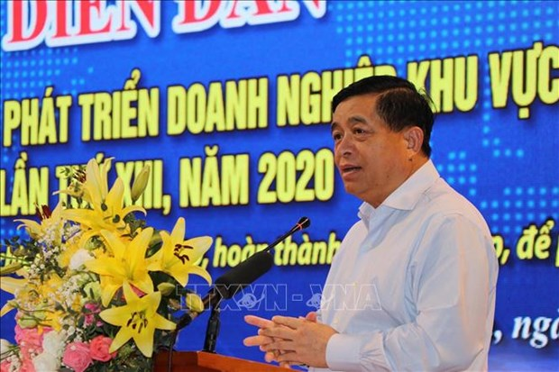 Forum discusses business cooperation, connectivity in northern region hinh anh 1
