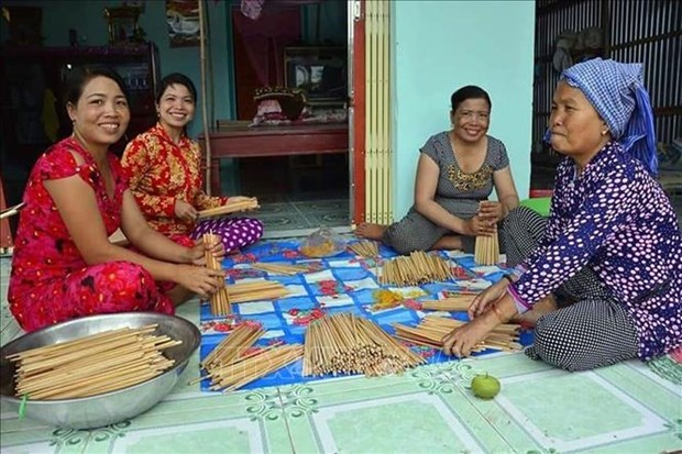 Kien Giang enhances int'l cooperation for ethnic groups' sustainable development hinh anh 1