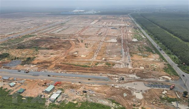 Dong Nai basically completes ground clearance for first phase of Long Thanh airport hinh anh 1