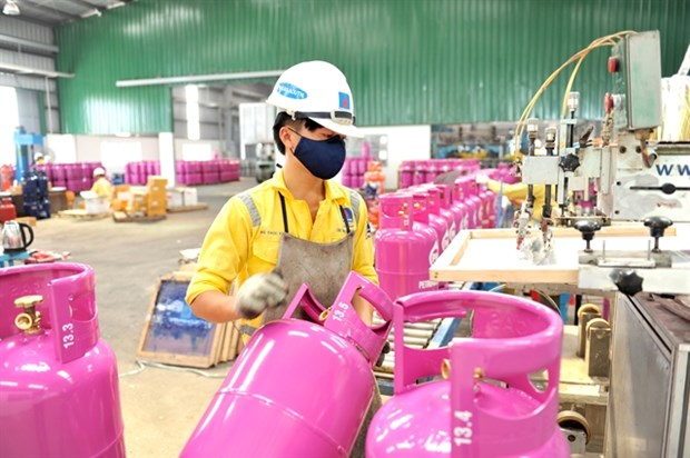 PV Gas to sell stake in gas trading firm hinh anh 1