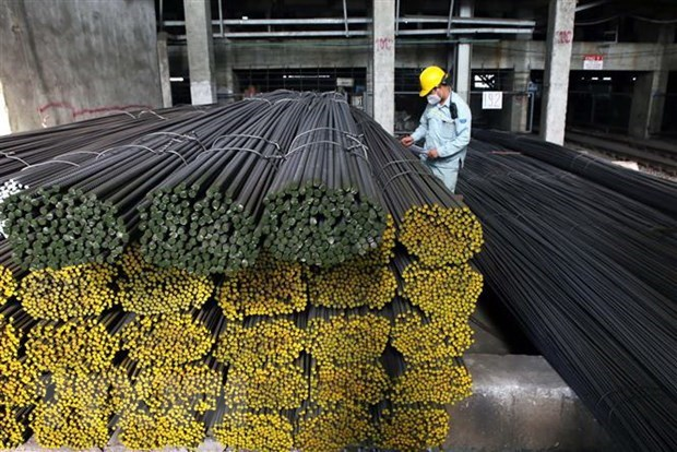 Hoa Phat's September steel exports double hinh anh 1