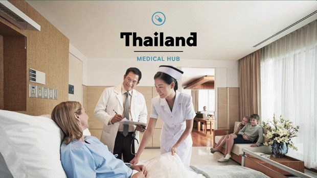 Thailand's Medical Hub Board to propose four destinations for medical tourists hinh anh 1