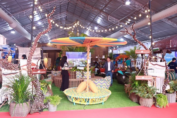 Hanoi hosts Vietbuild international exhibition 2020 hinh anh 1