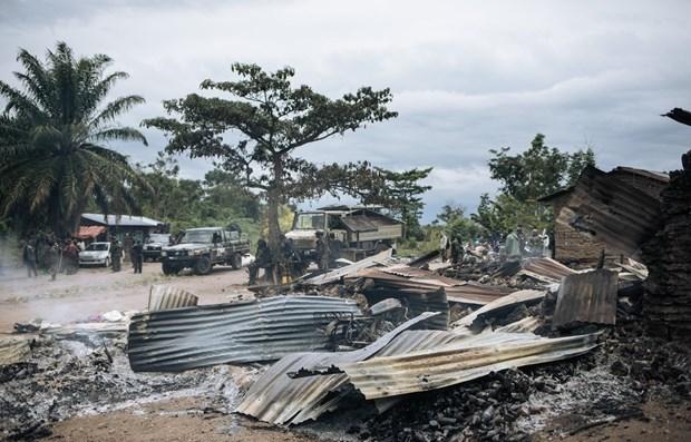 Constructive dialogue crucial to settle conflict in DR Congo: Ambassador hinh anh 1