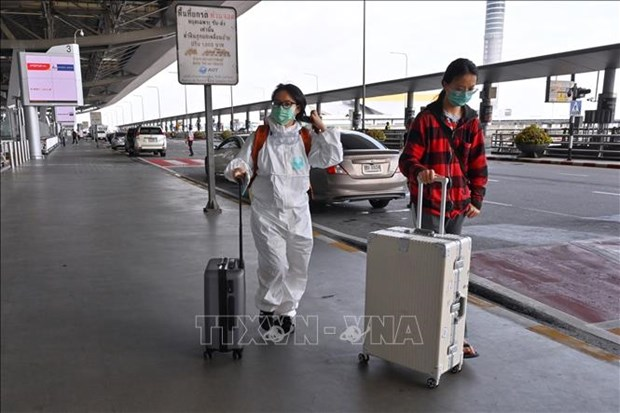 Thailand to allow grace period for migrant workers hinh anh 1