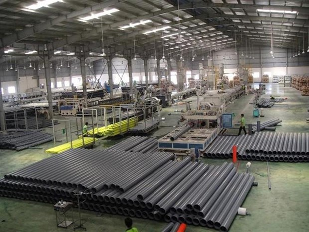 Plastic stocks surge in two months, boosted by low production cost hinh anh 1