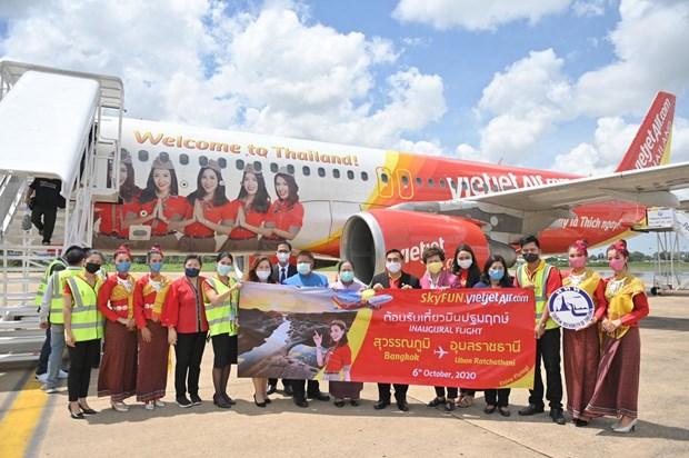 Vietjet inaugurates Bangkok–Ubon Ratchathani route hinh anh 1