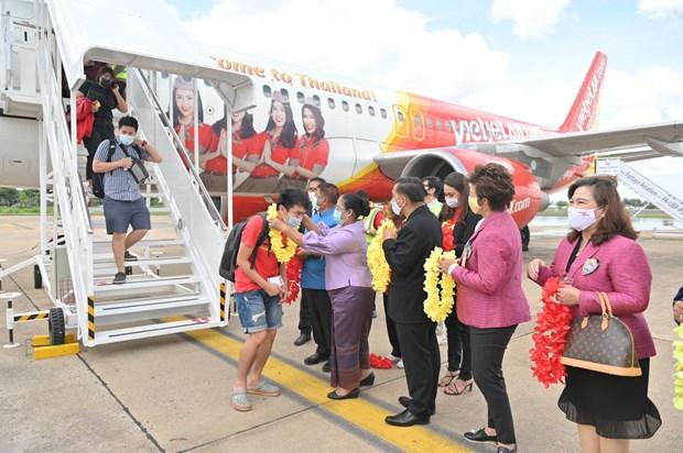 Vietjet inaugurates Bangkok–Ubon Ratchathani route hinh anh 2
