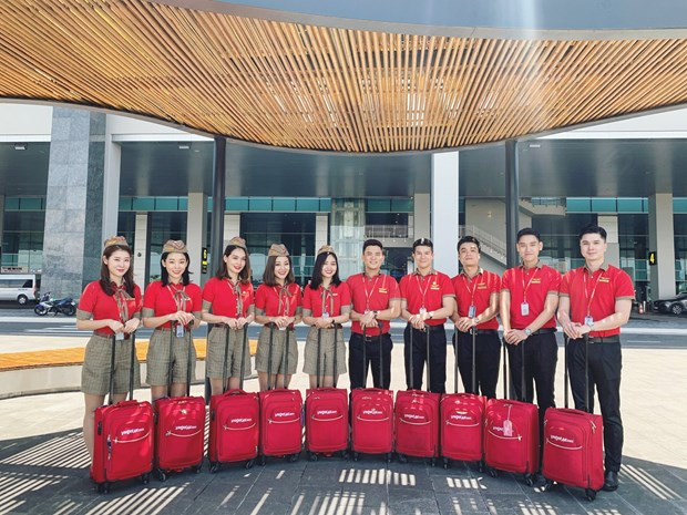 Vietjet restores all domestic network, increases daily flight frequency hinh anh 1
