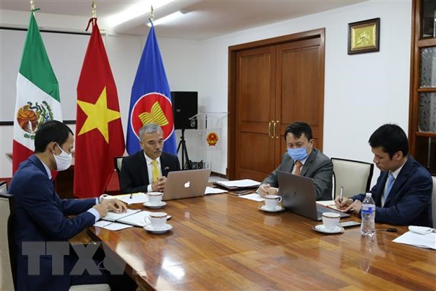 CPTPP presents new trade opportunities to Vietnam, Mexico: Insiders hinh anh 1