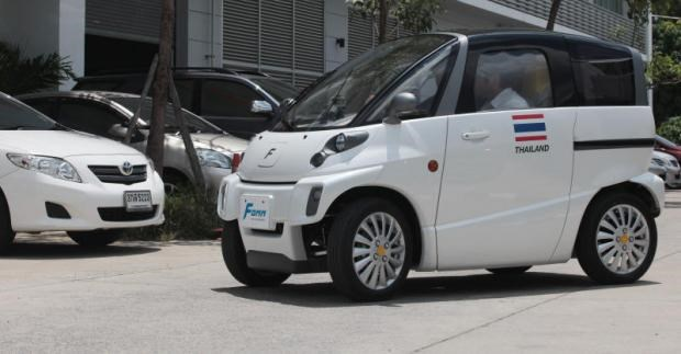 Thailand encourages use of electric vehicles hinh anh 1