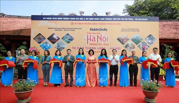 Photo display returns to mark Hanoi's 1010th anniversary hinh anh 1