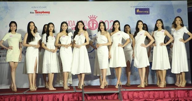 Miss Vietnam 2020's semi-final slated for October 10 hinh anh 1
