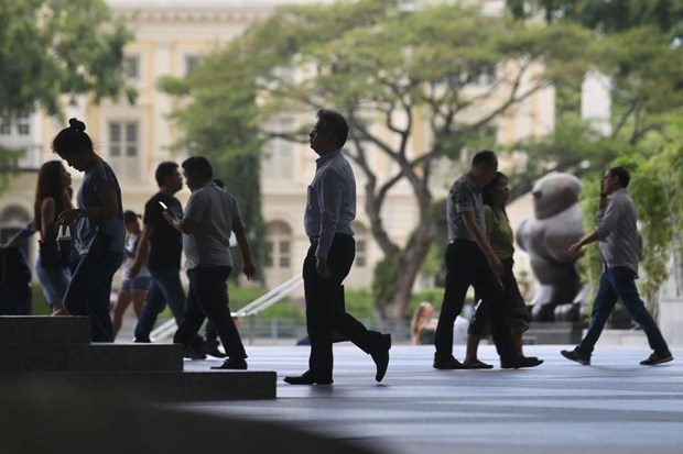 Singapore: Unemployment rate highest in more than a decade hinh anh 1