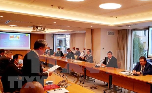 Workshop highlights Vietnam – Romania friendship hinh anh 1