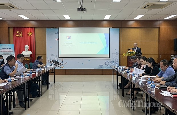 Vietnam, RoK eye sustainable manufacturing value chains in phone industry hinh anh 1