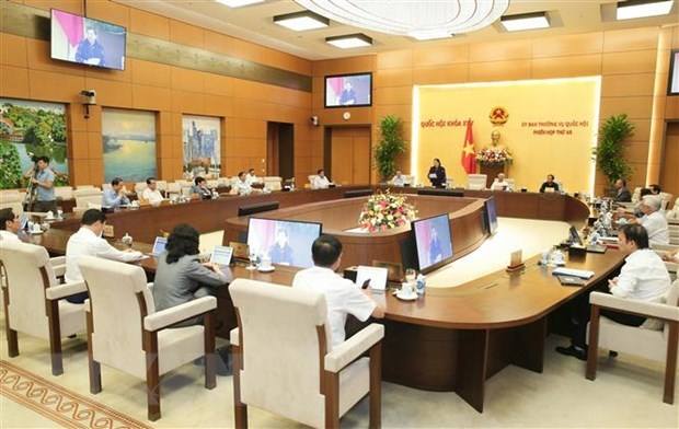 NA Standing Committee to open 49th session on October 12 hinh anh 1