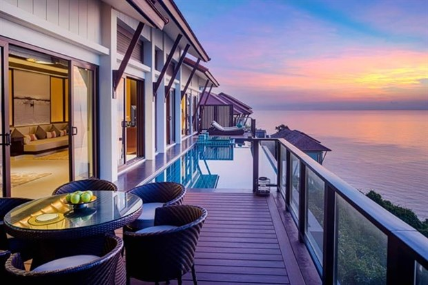 Five Vietnamese resorts named among Asia's best hinh anh 2