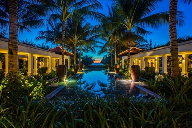 Five Vietnamese resorts named among Asia's best hinh anh 1