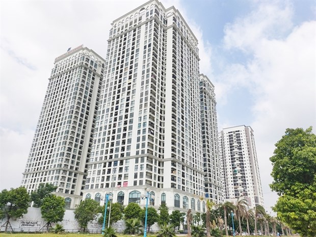 Hanoi market has lower new condo supply but higher sold units in Q3 hinh anh 1