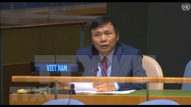 Vietnam attends Non-Aligned Movement ministerial meeting hinh anh 1