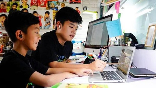 Event seeks to bolster digital transformation for parents hinh anh 1
