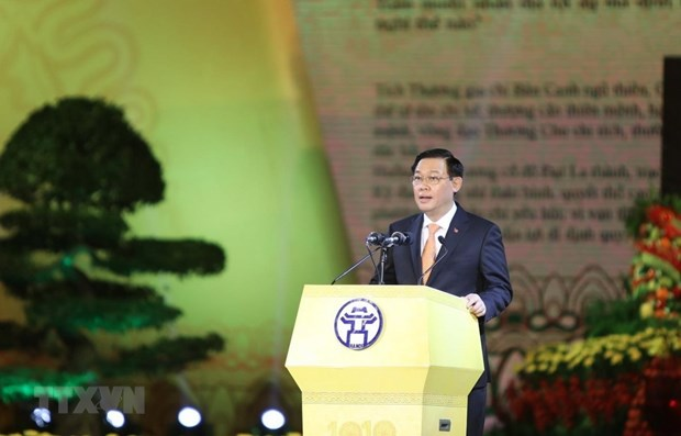 1010th anniversary of Thang Long-Hanoi marked hinh anh 1