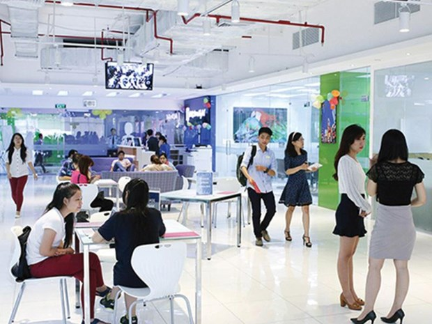 Foreign capital poured into education in Vietnam hinh anh 1