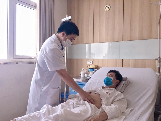 Hanoi-based hospital performs 1,000th kidney transplant hinh anh 1