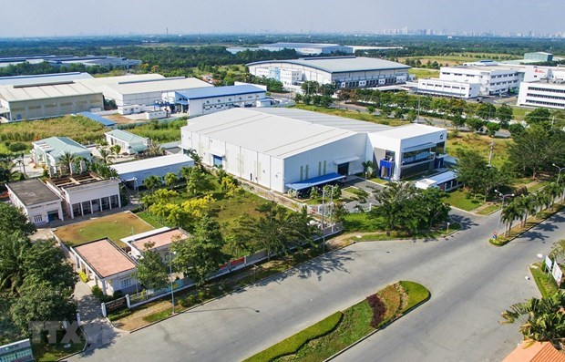 Southern industrial park occupancy rate reaches 84.5 percent: CBRE hinh anh 1