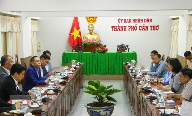 RoK eyes to invest in building smart urban areas in Can Tho hinh anh 1