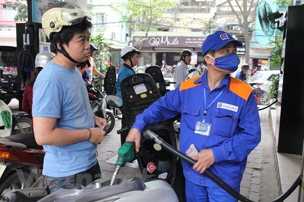 Prices of petrol up slightly in latest adjustment hinh anh 1