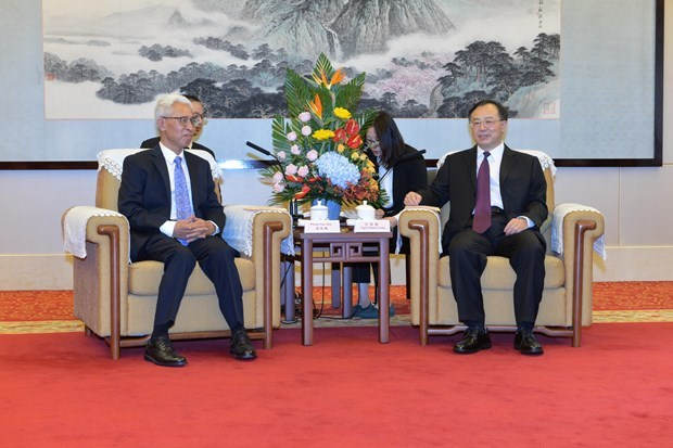 Vietnam boosts win-win cooperation with China's Jiangsu province hinh anh 1