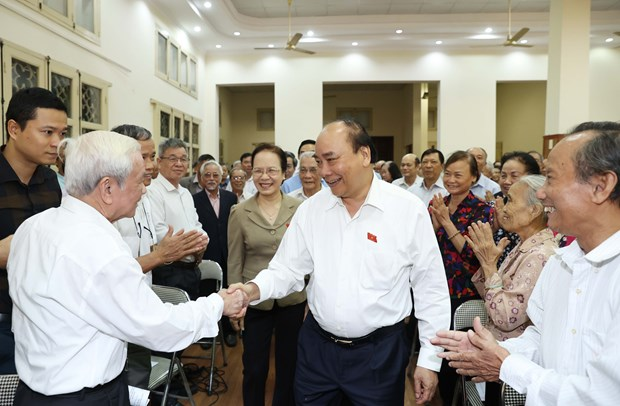 """Realisation of """"twin targets"""" shows Party, State's clear-sighted leadership: PM hinh anh 1"""