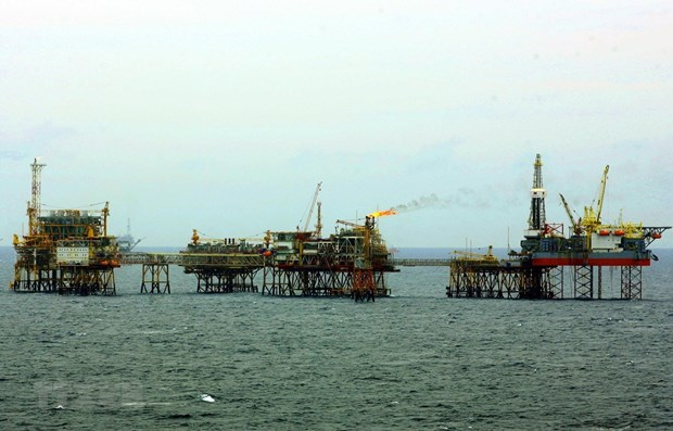 PVEP's oil and gas output hits 2.88 mln tonnes in nine months hinh anh 1