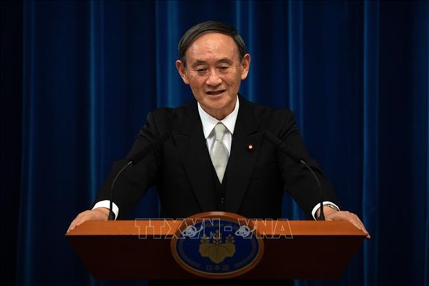 Japanese PM confirms to visit Vietnam, Indonesia in mid-October hinh anh 1