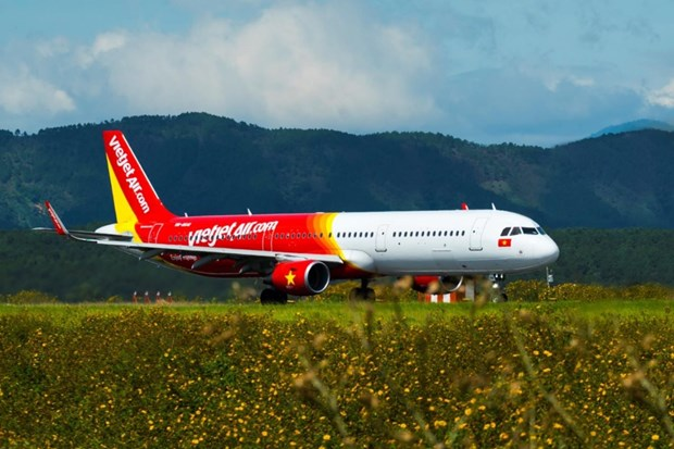 Vietjet Air launches huge promotion programme hinh anh 1