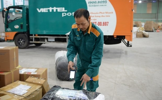 Telecom giant Viettel to sell 6 percent stake in Viettel Post hinh anh 1
