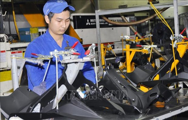 Hanoi earmarks 8.63 million USD for development of key industrial products hinh anh 1