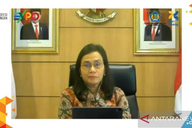 Indonesian minister honoured as Finance Minister of the Year for East Asia-Pacific hinh anh 1