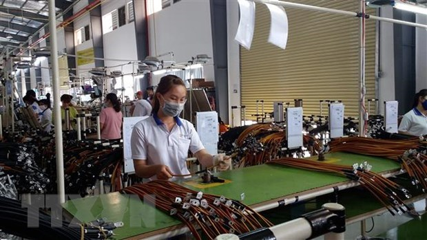 Vietnam moves to increase capacity of supporting industries hinh anh 1