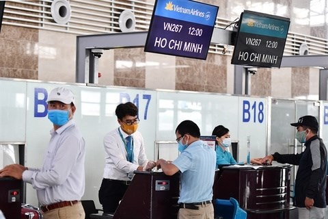Vietnam Airlines, Pacific Airlines apply new BFM hinh anh 1