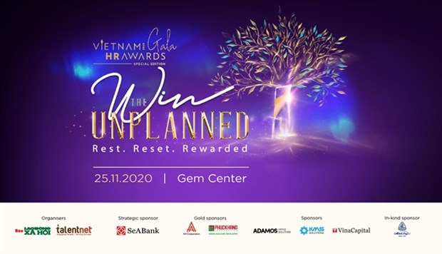 Vietnam HR Awards 2020 Gala to take place next month hinh anh 1