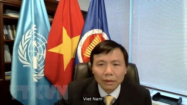Vietnam, Indonesia call for dialogues to establish peace in Colombia hinh anh 1