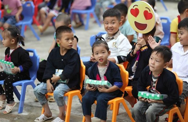 Campaign set to enhance public awareness of proper nutrition hinh anh 1