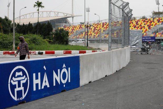 Formula One grand prix officially cancelled in Vietnam hinh anh 1